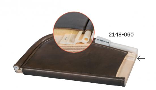2148-060 - Оформящ профил, скриващ скобите