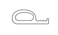 4001-20 Единичен държач за пружини