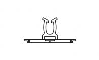 4370-036 Единичен Clipfix