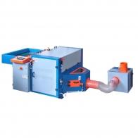 CombyBall - машина за преработване на синтетични  влакна в гранули