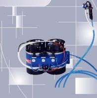 Пулверизираща система за лепила - ECO Mini